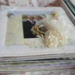 Свадебный фотоальбом.