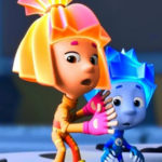 Китайские дети увидят русский мультфильм «Фиксики»