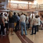 Наблюдатели за плебисцитом выстроили очередь в администрации Центрального района