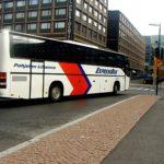 Петербуржцы хотят ездить в автобусах в Финляндию и Прибалтику без соседей